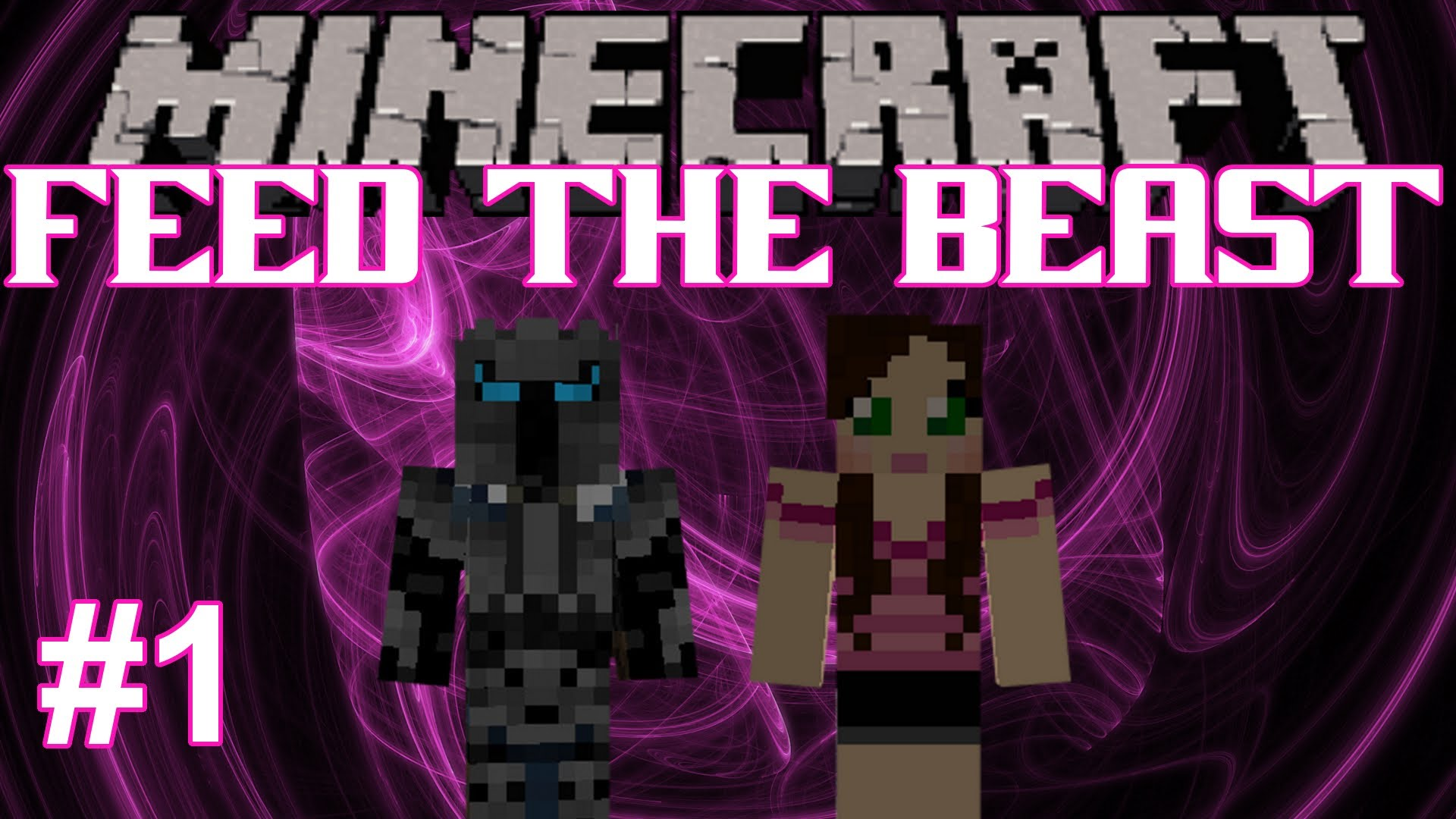 Minecraft Feed The Beast   Our Journey Begins   Episode 1 1920x1080