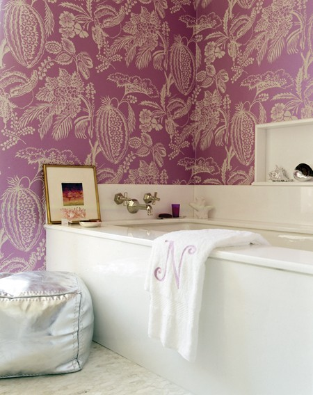 Wallpaper Manuel Canovas by Cowtan Tout at Canadian House Home 450x568