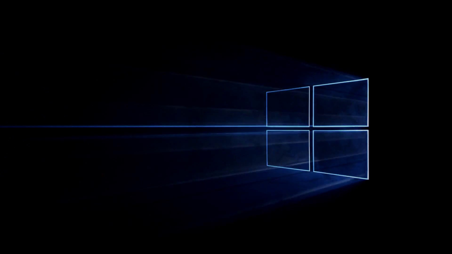 The hero wallpaper that will be included in Windows 10 RTM 1920x1080