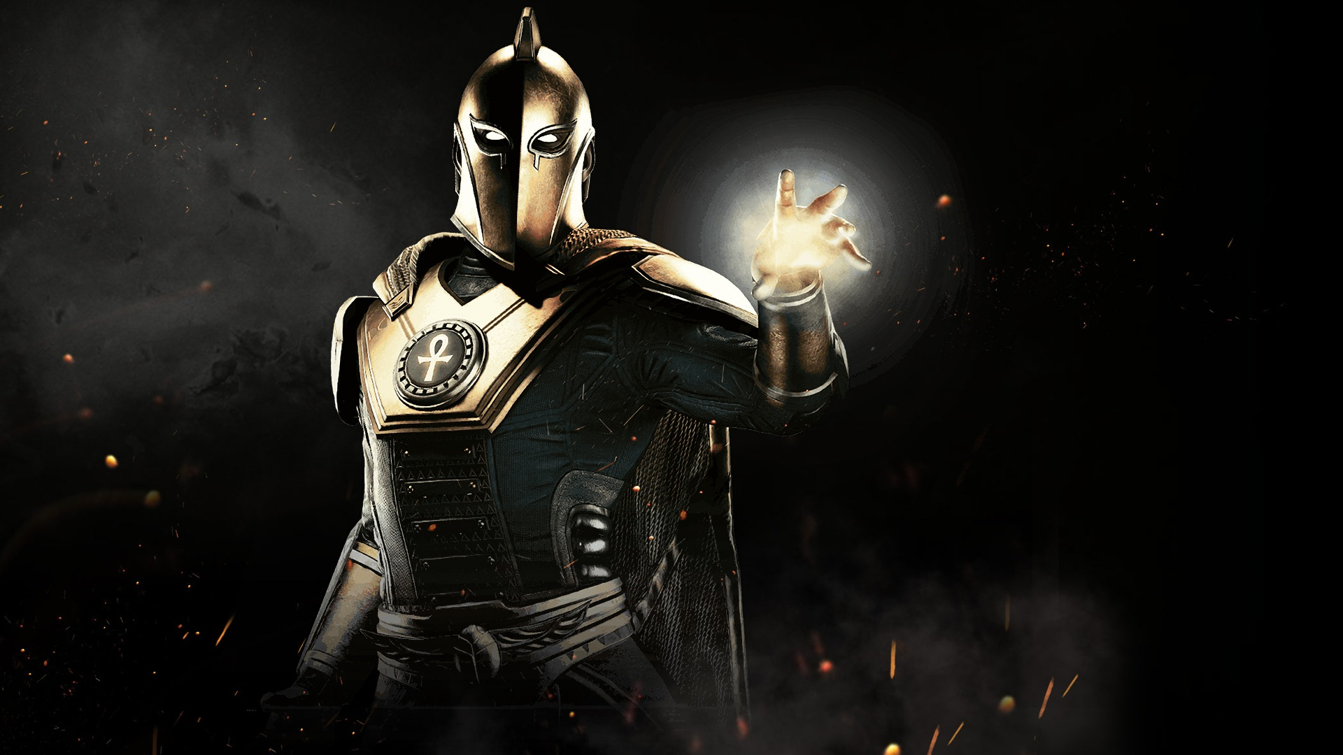 Injustice 2 Video Game UHD Forge 1920x1080