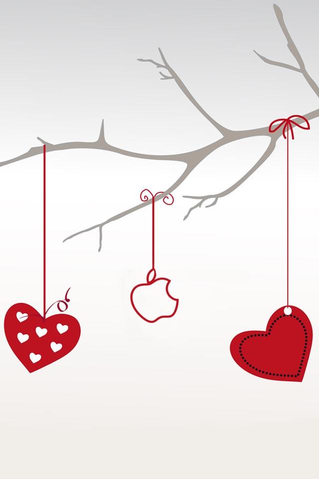 65] Valentine Wallpapers iPad on WallpaperSafari 640x960