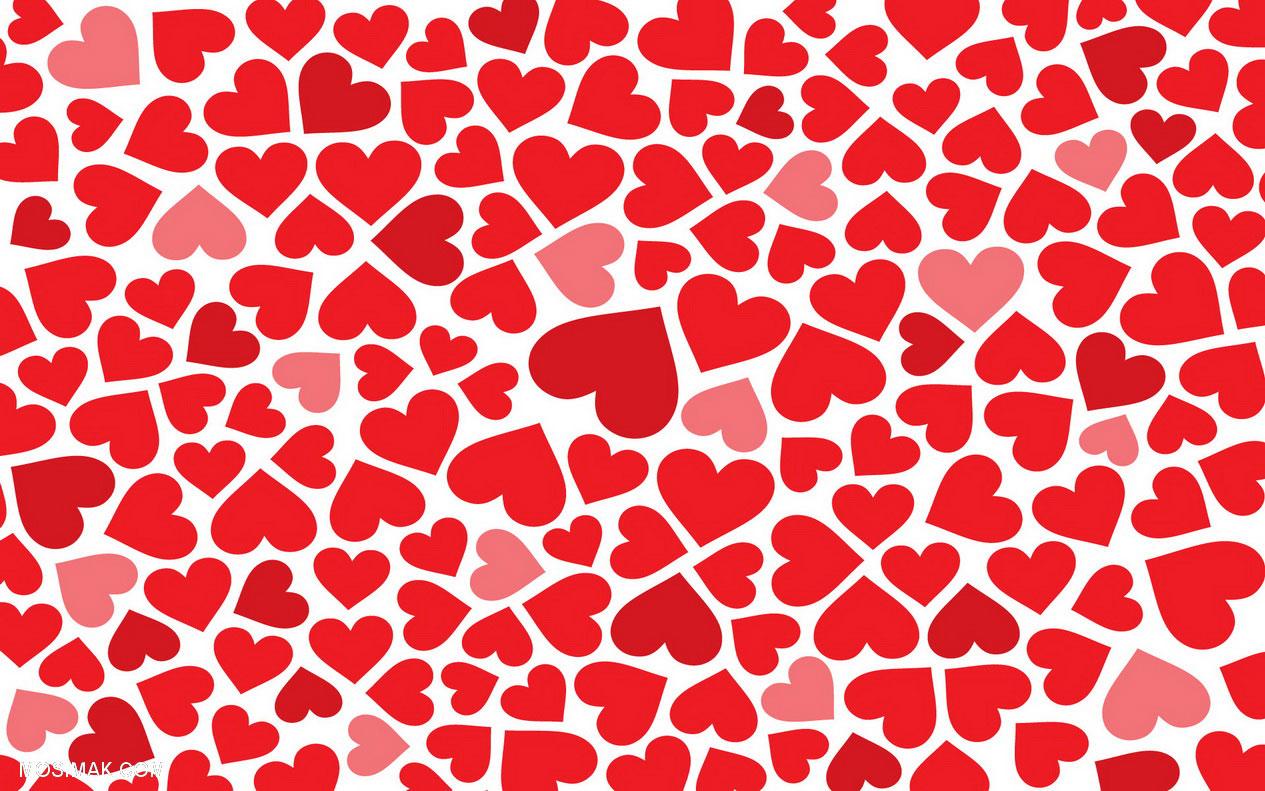 <b>Valentine'-s Day</b> Hearts <b>Wallpaper</b> | DesignCorner