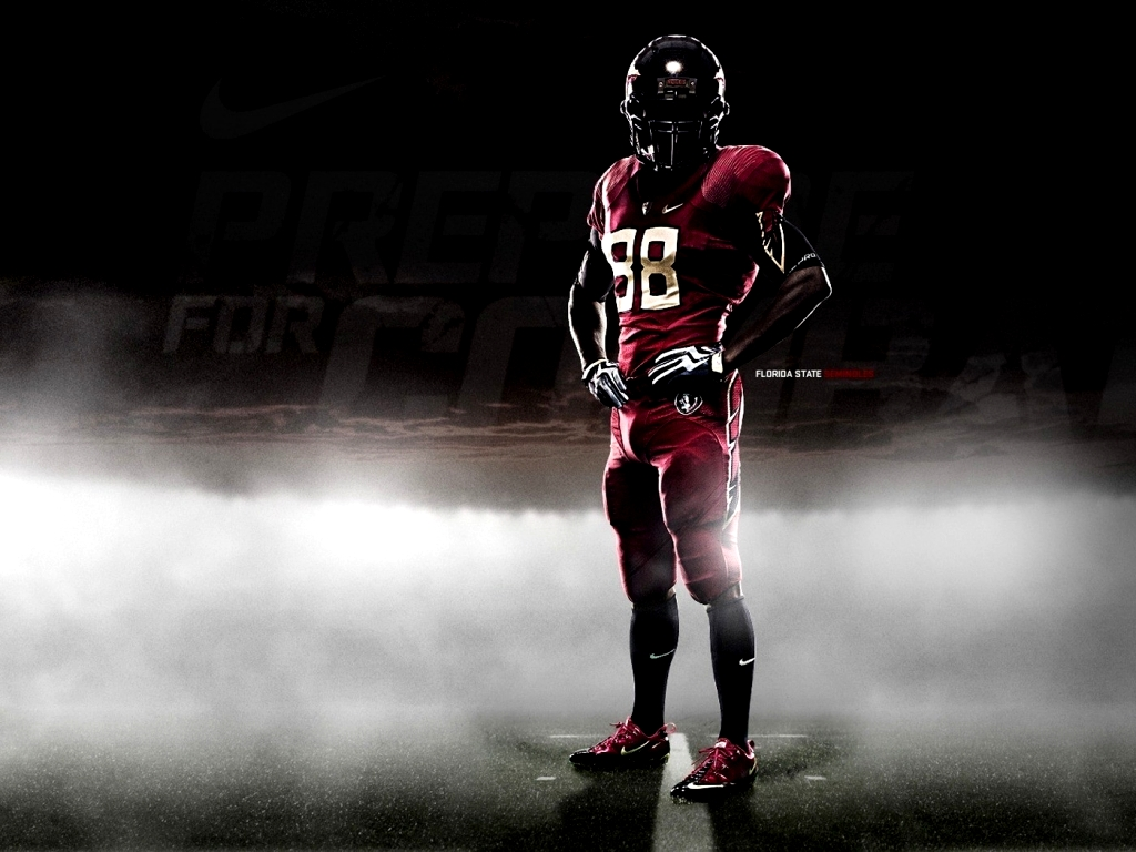 Free Download Nike College Football Wallpapers 1024x768