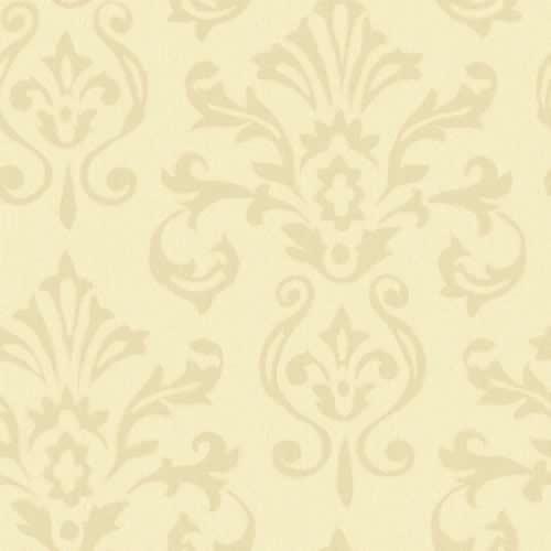 Feruci Luxury Wallpapers WOOD BLOCK DAMASK [YAZ 97082] Designer 500x500