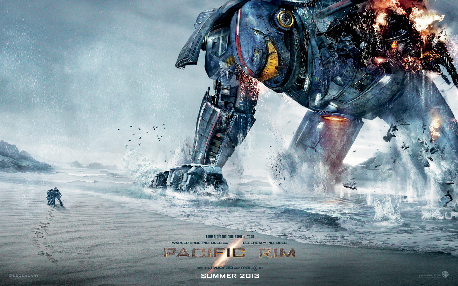 Pacific Rim 2013 Movie Wallpapers HD Wallpapers 1920x1200