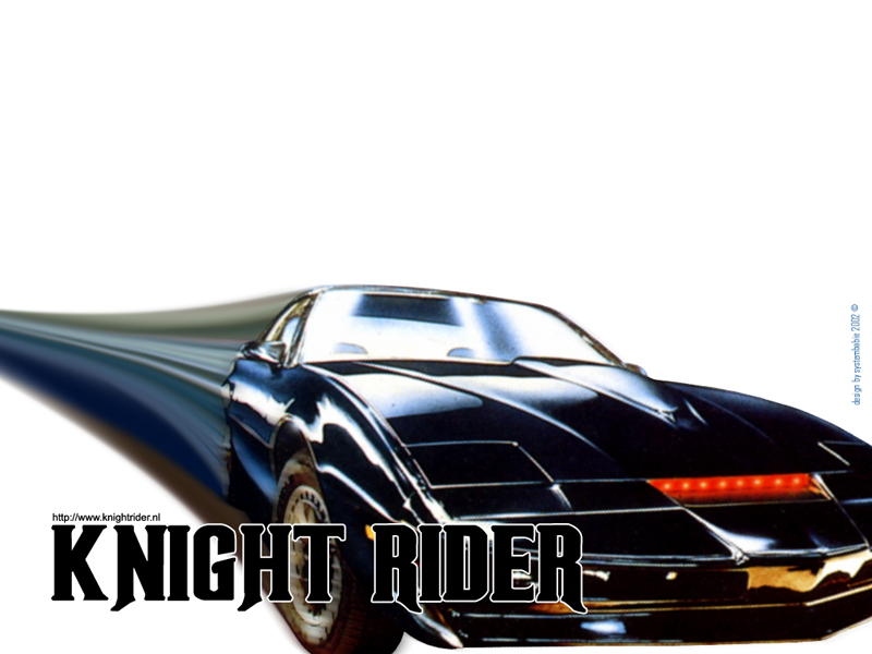 Della Knox knight rider wallpaper 800x600