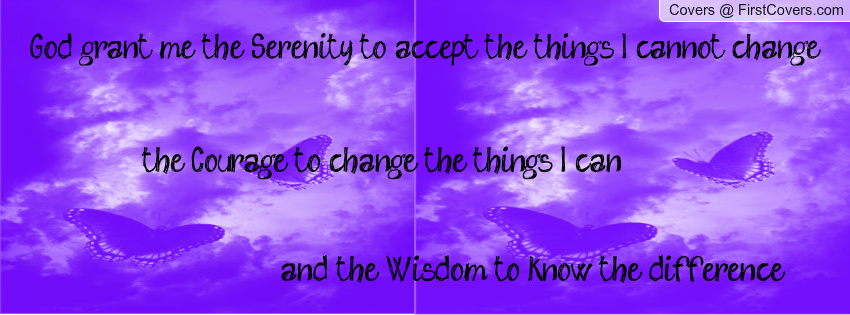 Serenity Prayer Facebook Covers Page 2   FirstCoverscom 850x315