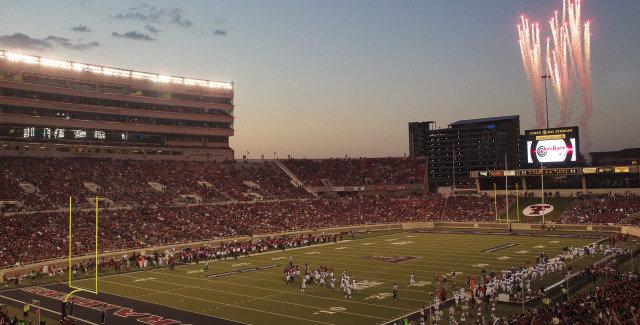 2013 Texas Tech Wallpaper Tech football to practice 640x325