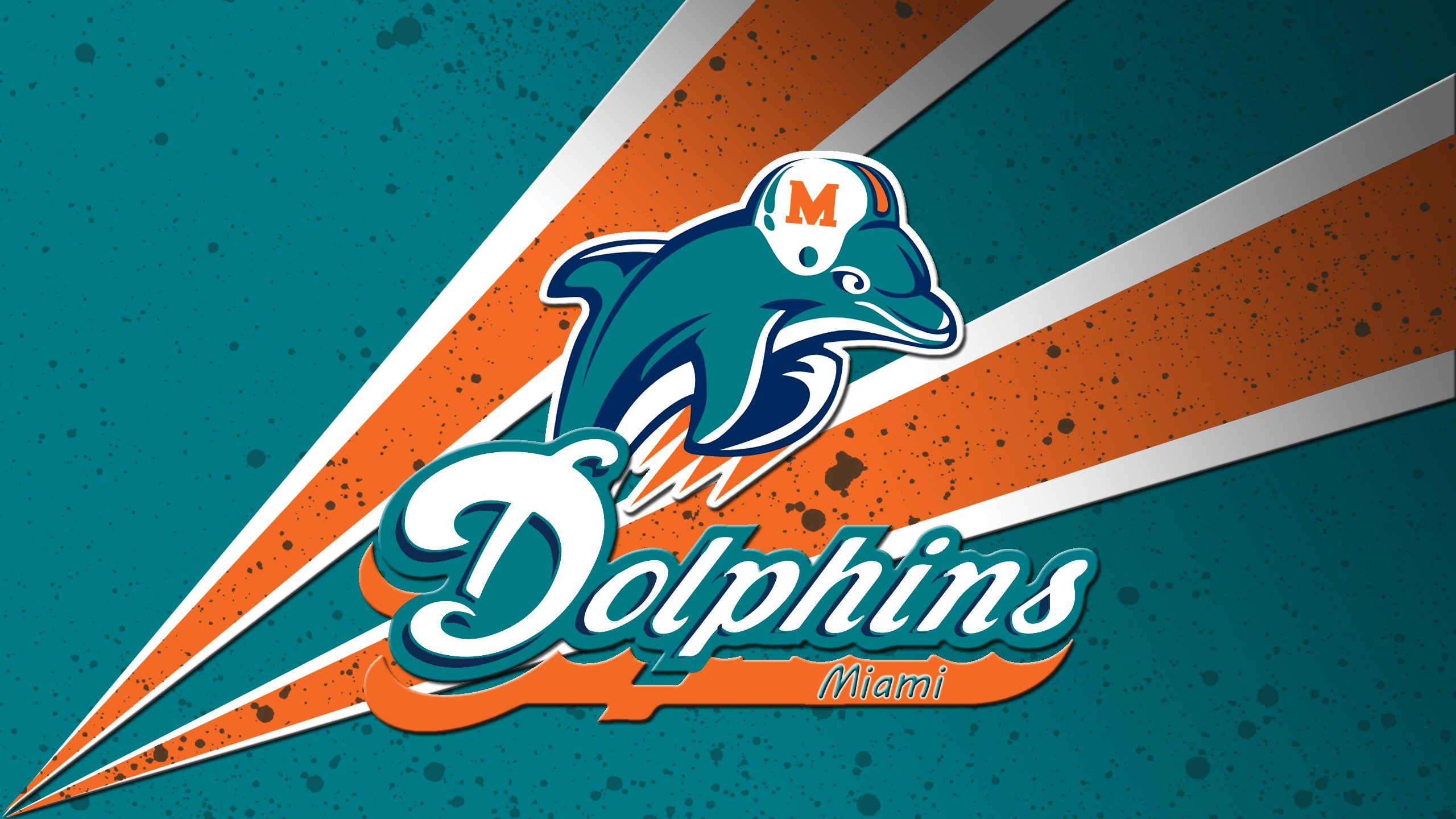 Miami Dolphins by BeAware8 on deviantART 2560x1440