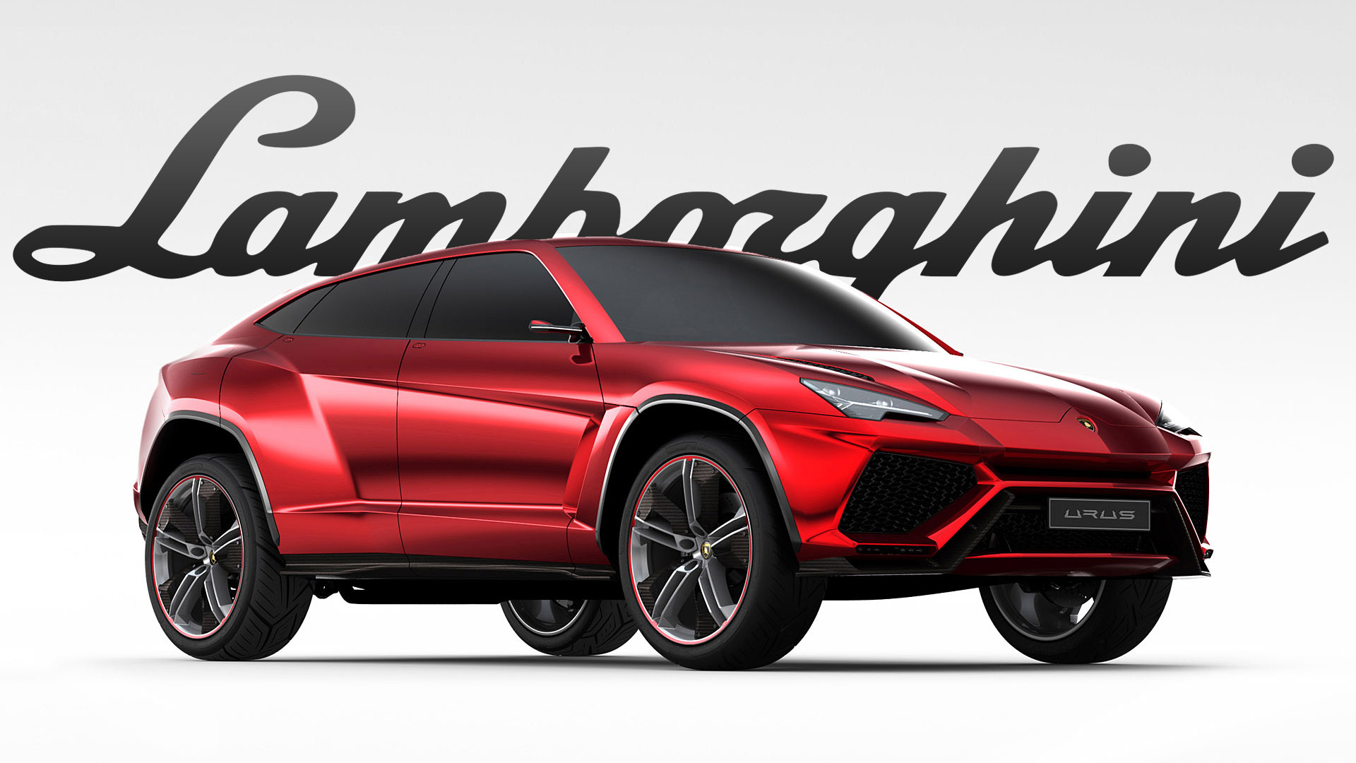 Lamborghini Urus Red Wallpaper HD Cars WallPaper HD 1920x1080
