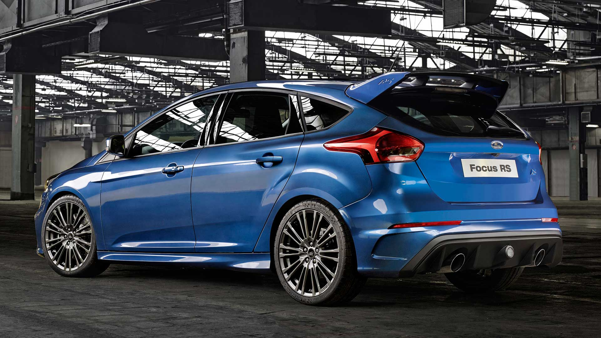 Rear 2015 Ford Focus RS Images cute Wallpapers 1920x1080
