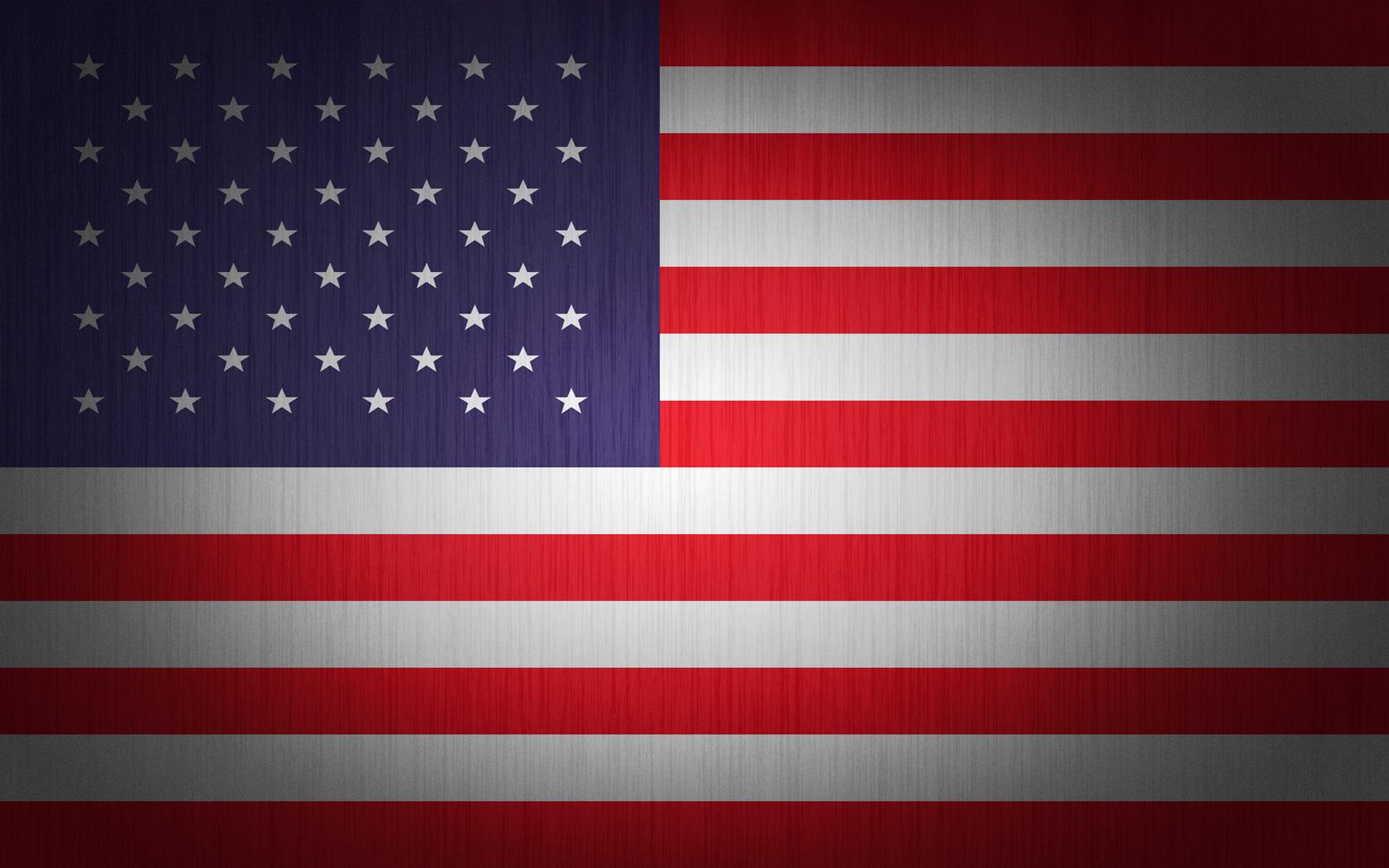 USA Flag HD Wallpaper 4163 1680x1050