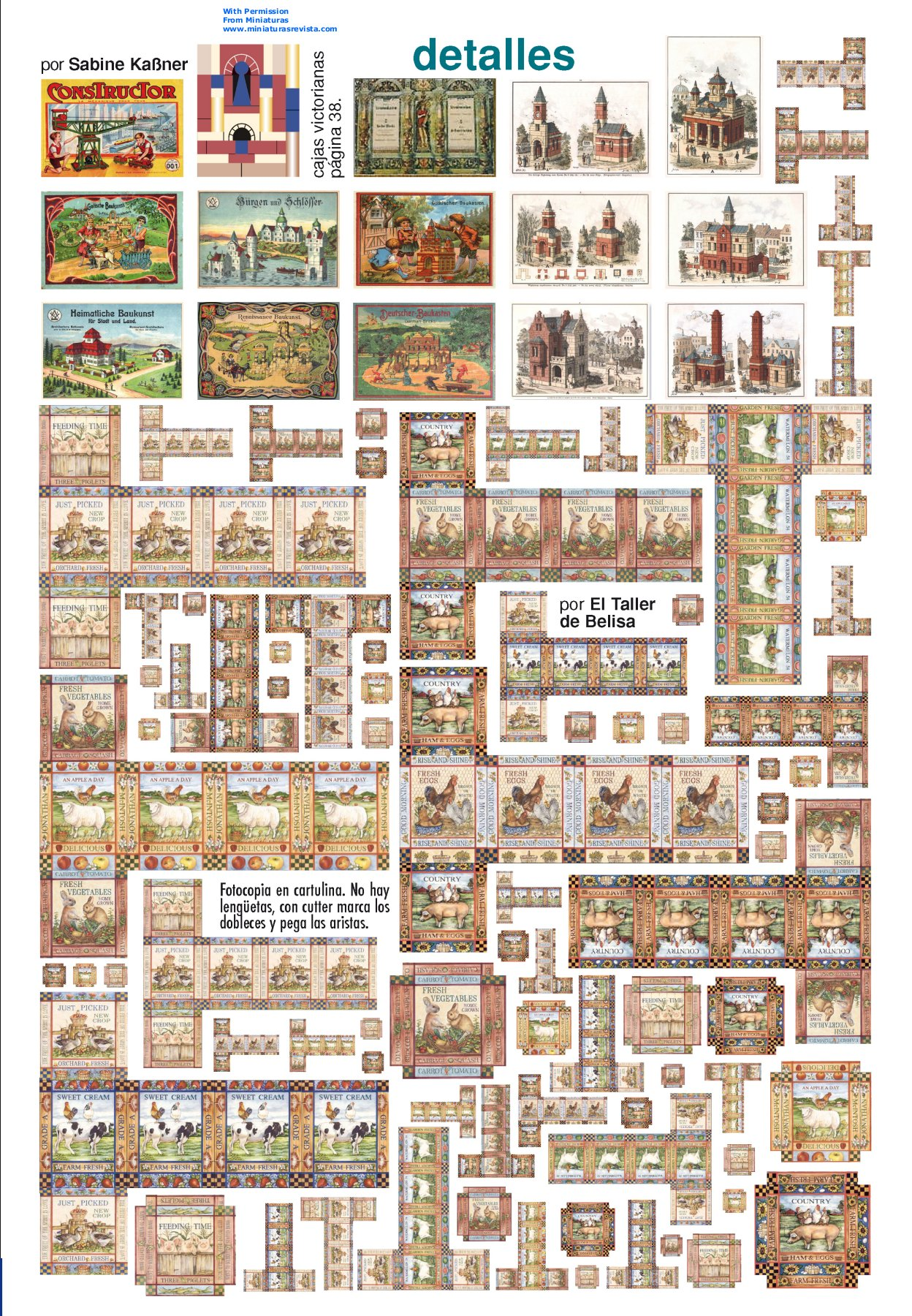 Dolls House Miniature Printable Wallpaper Review Ebooks 1248x1800