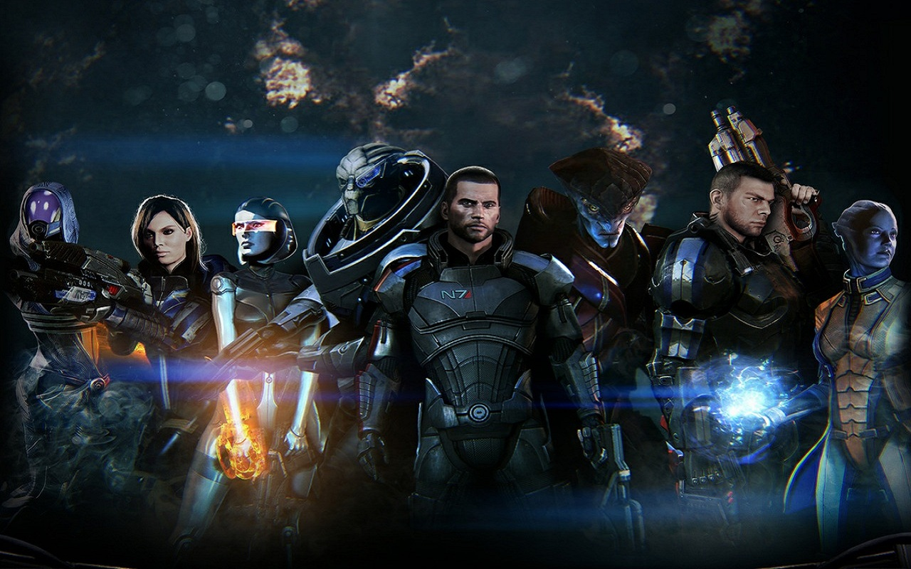 Free Download Mass Effect 3 Hd Wallpaper 13 1280 X 800 Stmednet