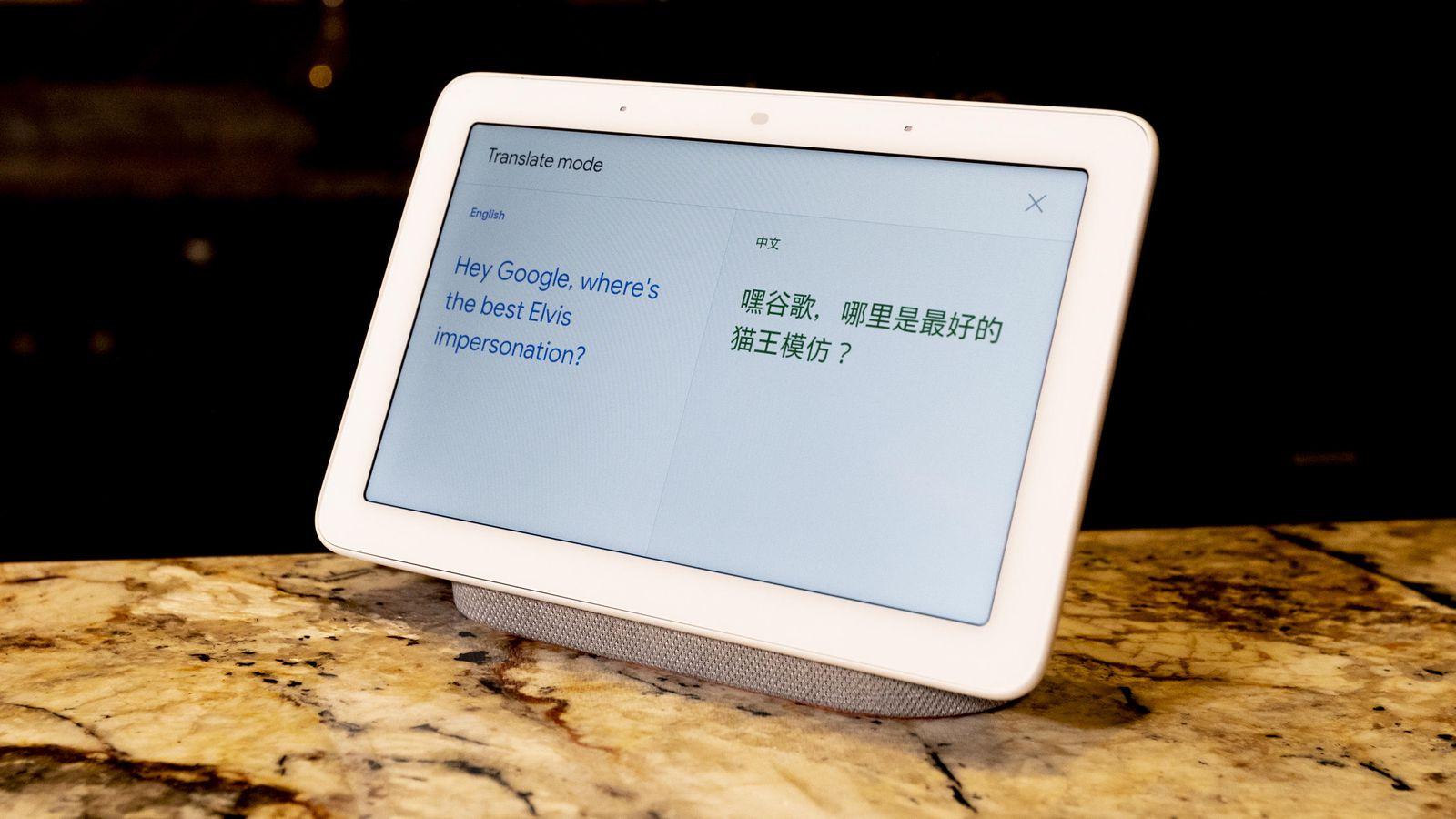 Google Assistant adds interpreter mode as war with Amazon Alexa 1600x900