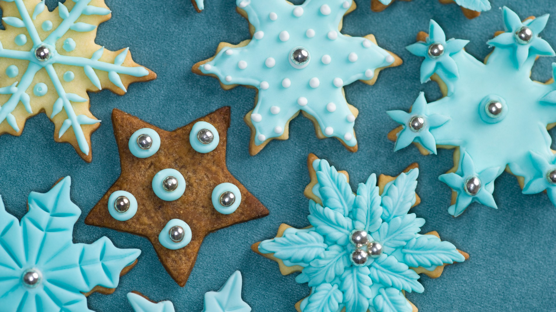Christmas cookies wallpapers and images   wallpapers 1920x1080