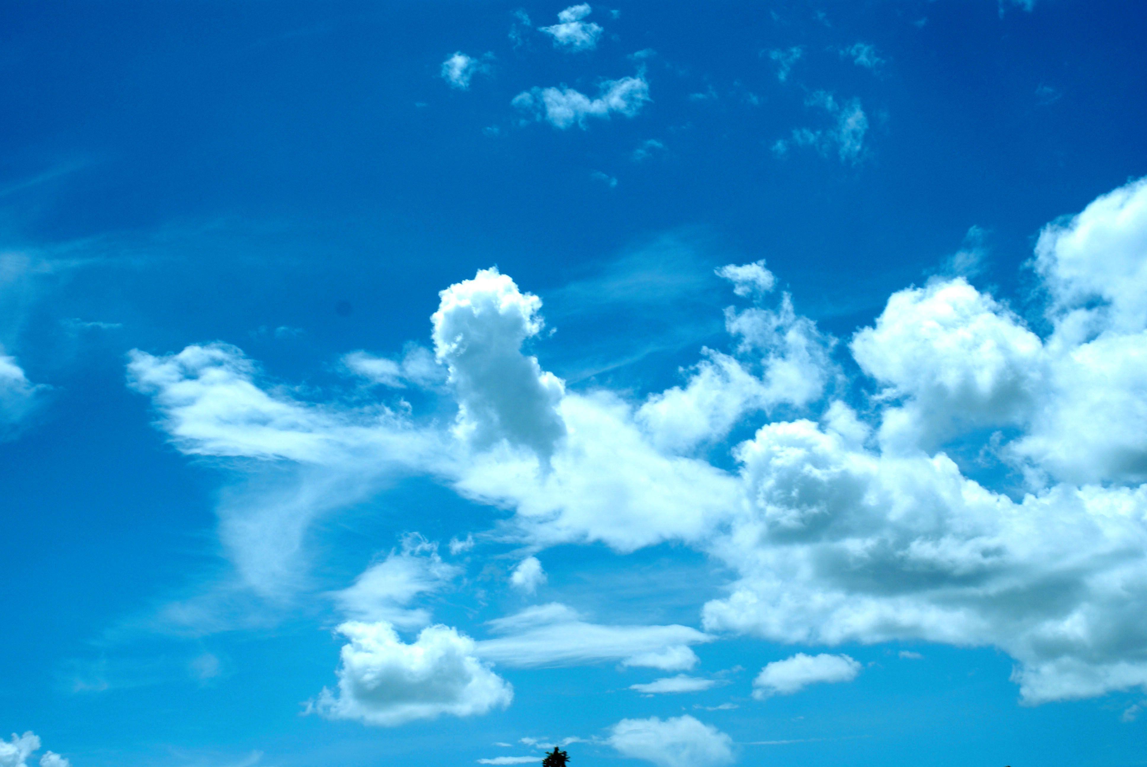 Cloud Desktop Backgrounds 3872x2592