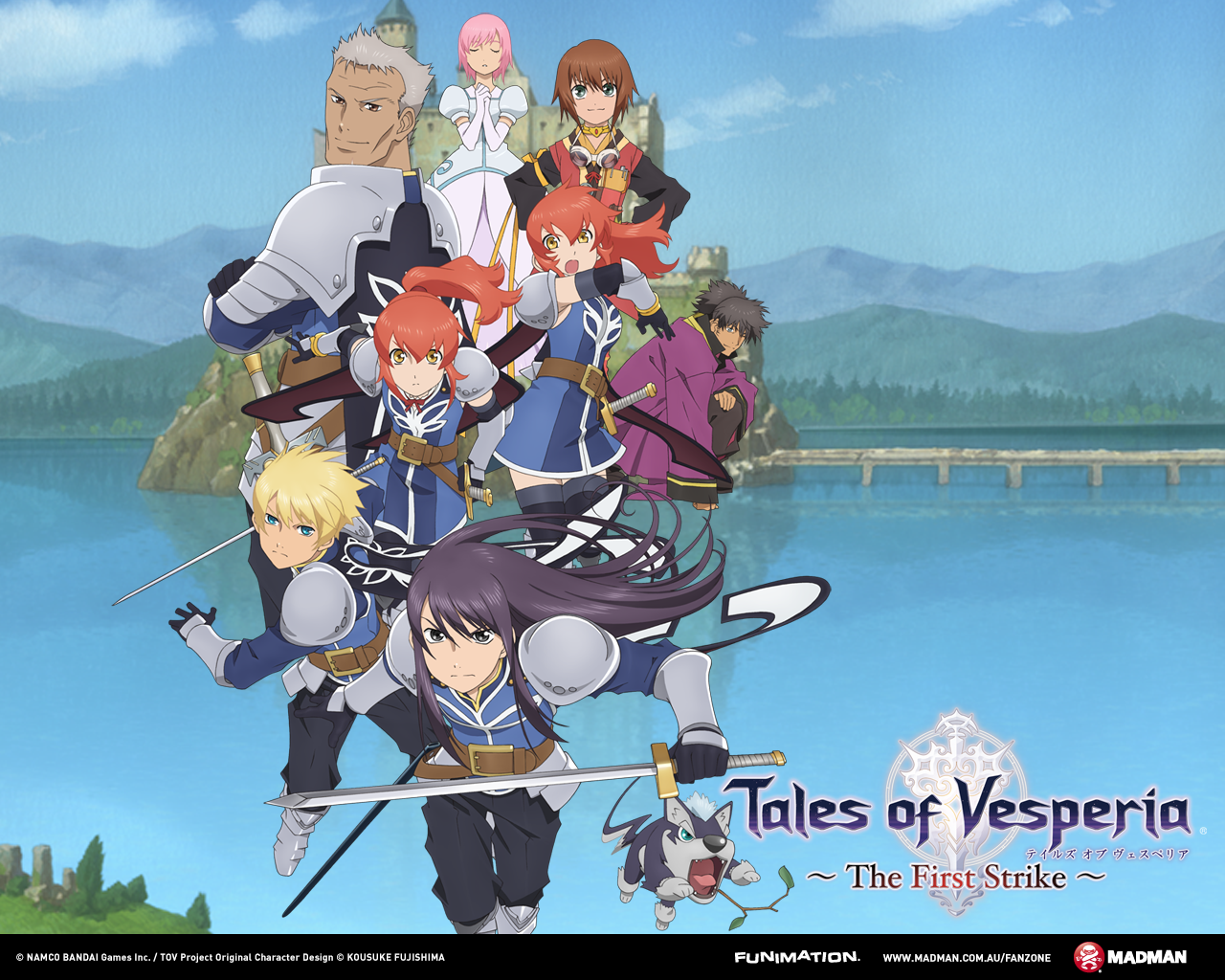Tales of Vesperia the First Strike Wallpapers   Madman 1280x1024