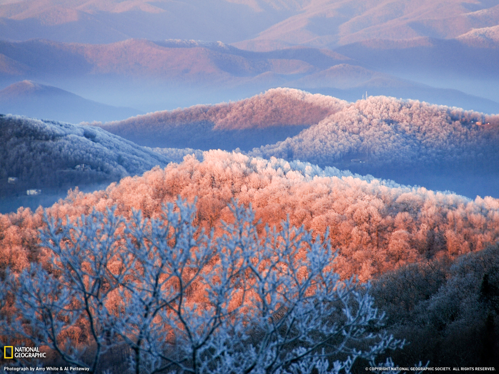 appalachian blue ridge mountains wallpaper - photo #16