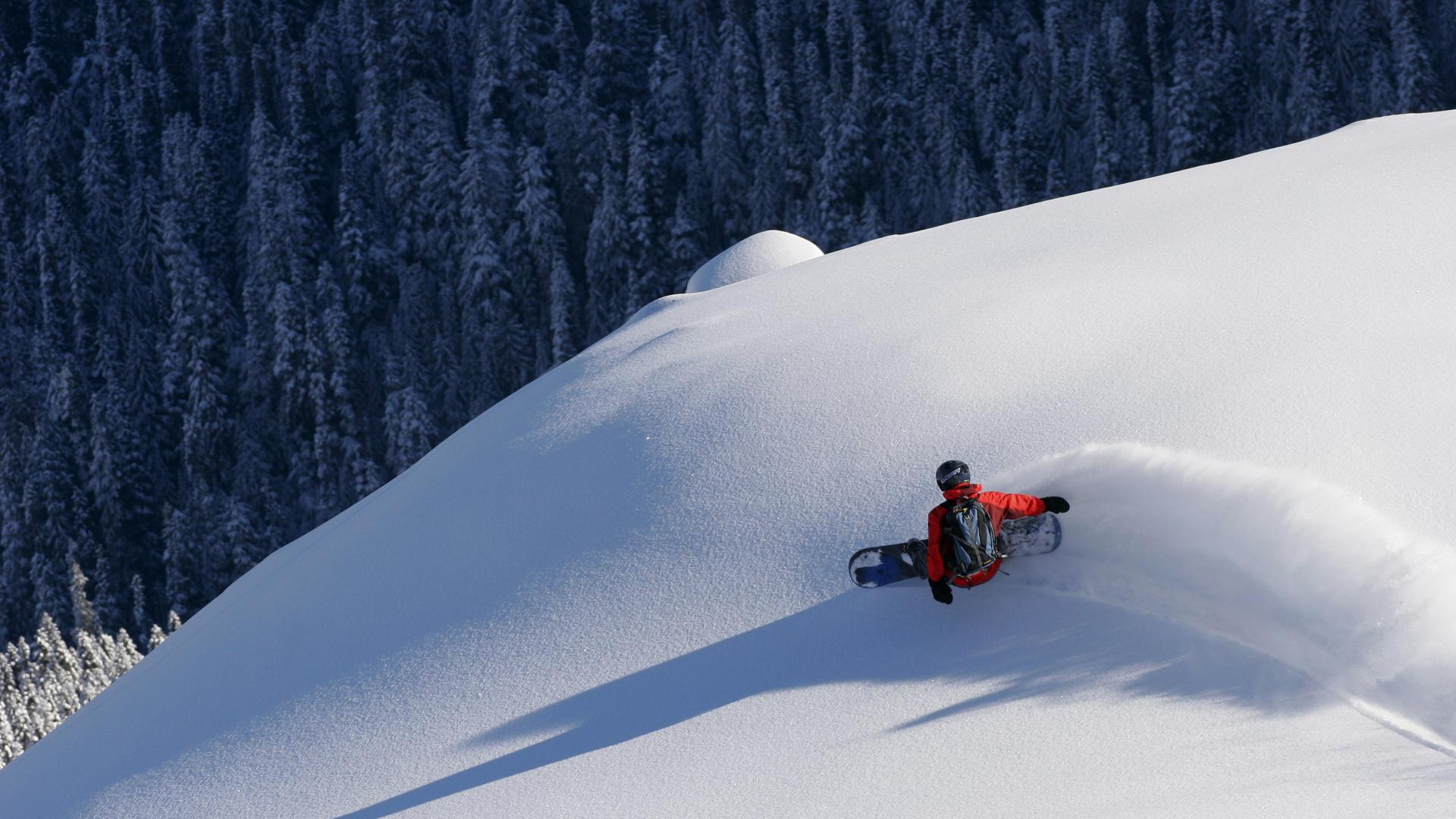 modifier Un snowboarder qui pratique le Jib Le snowboard, surf des neiges, planche à neige au Canada ou encore planche de neige, est un sport de glisse sur neige.