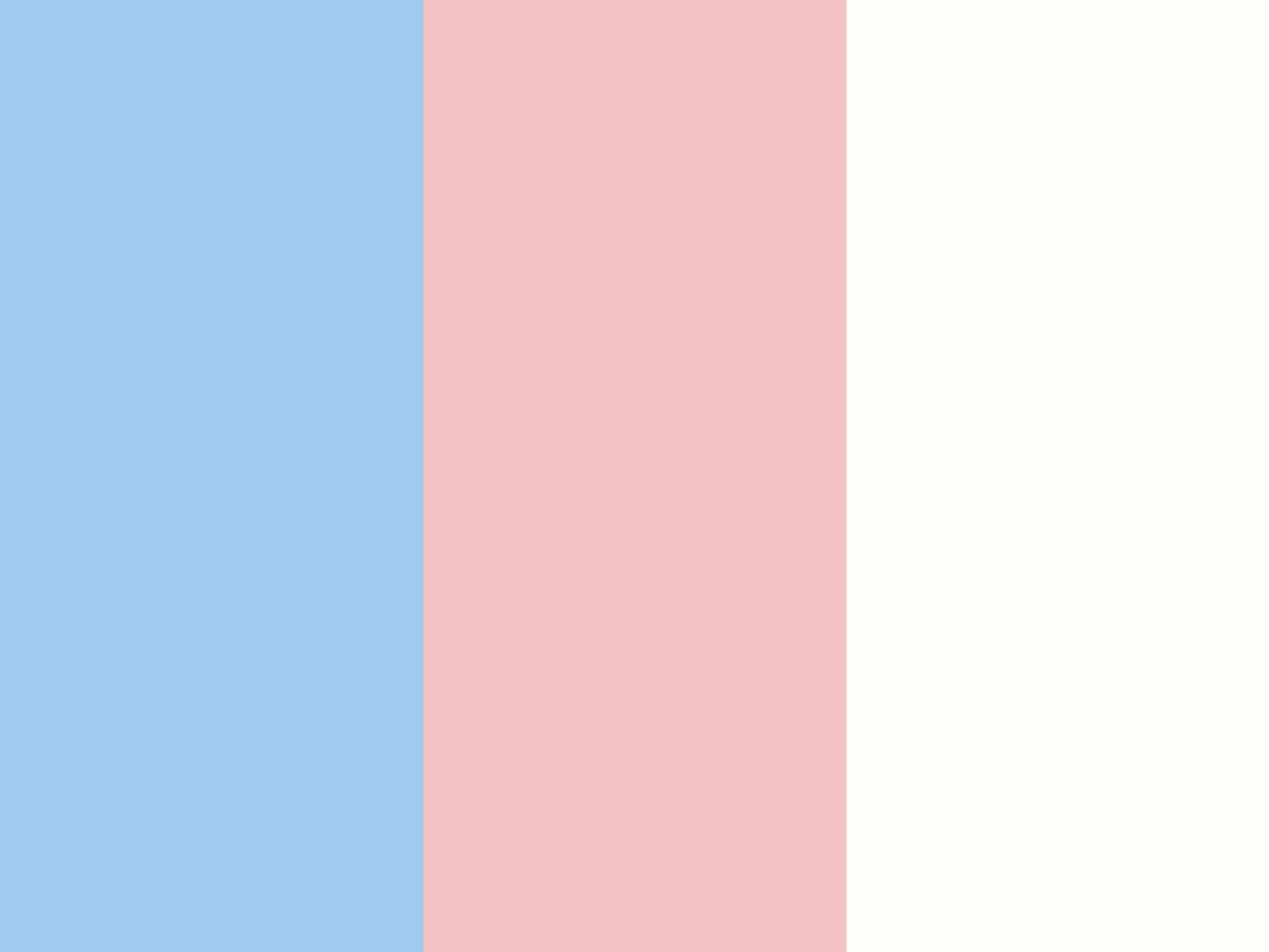Baby Blue Eyes Baby Pink and Baby Powder Three Color Background 1280x960