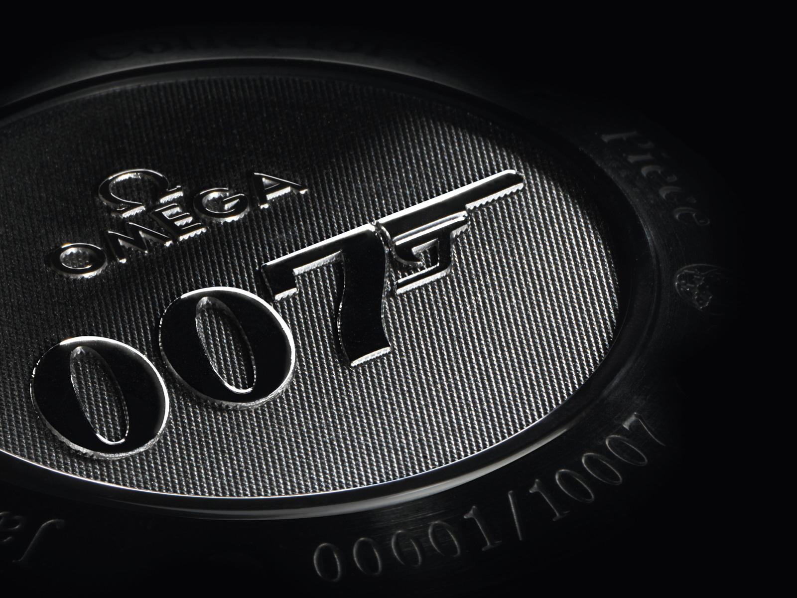 Omega Seamaster Watch 007 Logo HD Desktop Wallpaper 1600x1200