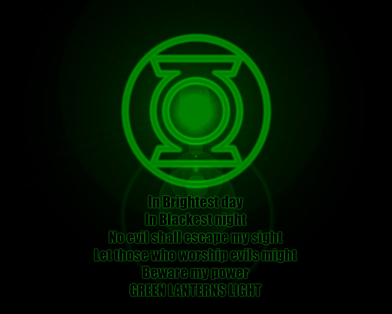 [50+] Green Lantern Oath Wallpaper on WallpaperSafari