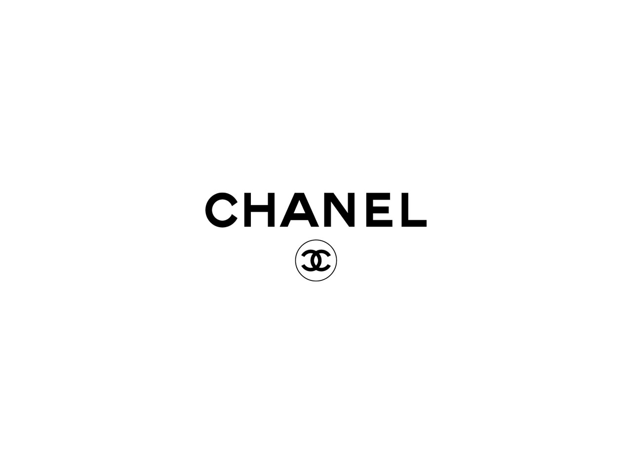 Coco Chanel Logo Wallpaper 1280x960