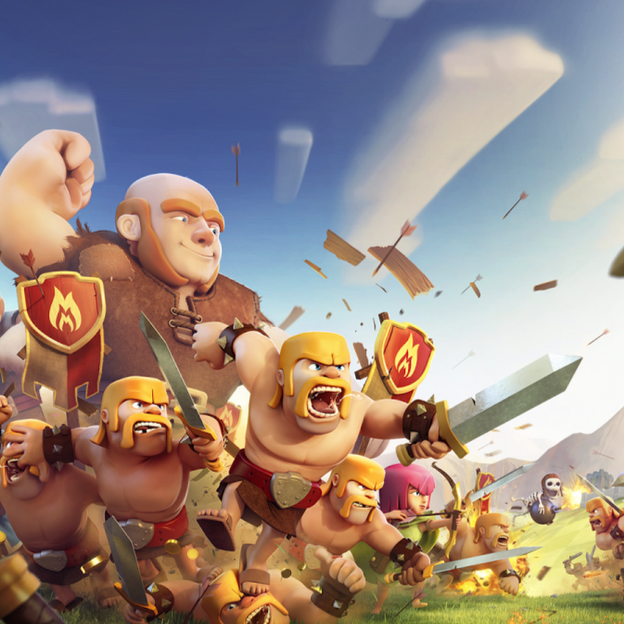 Clash Of Clans Wallpapers Images Photos Pictures Backgrounds 900x900