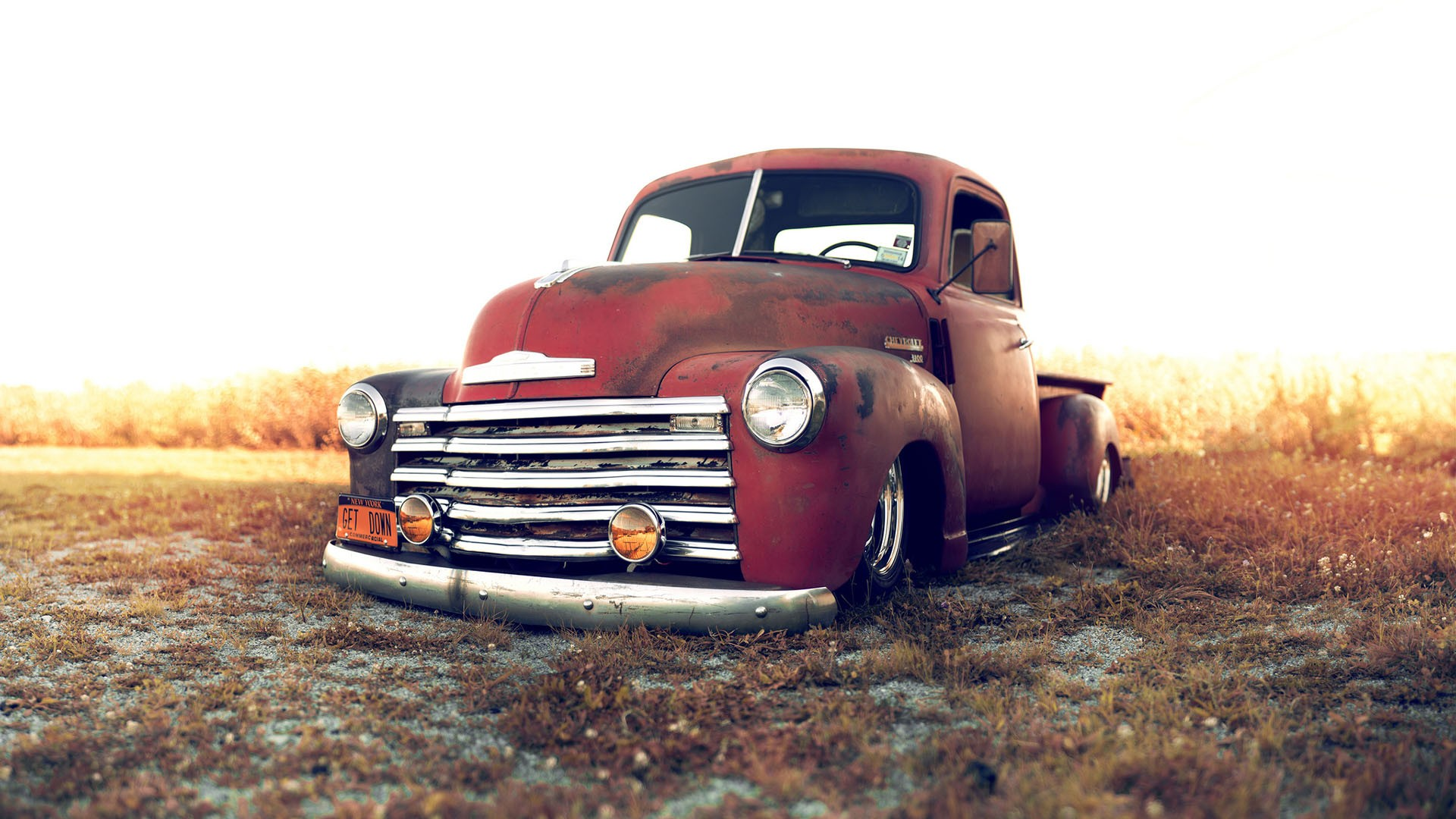 Old Chevy Truck Wallpapers 1920x1080