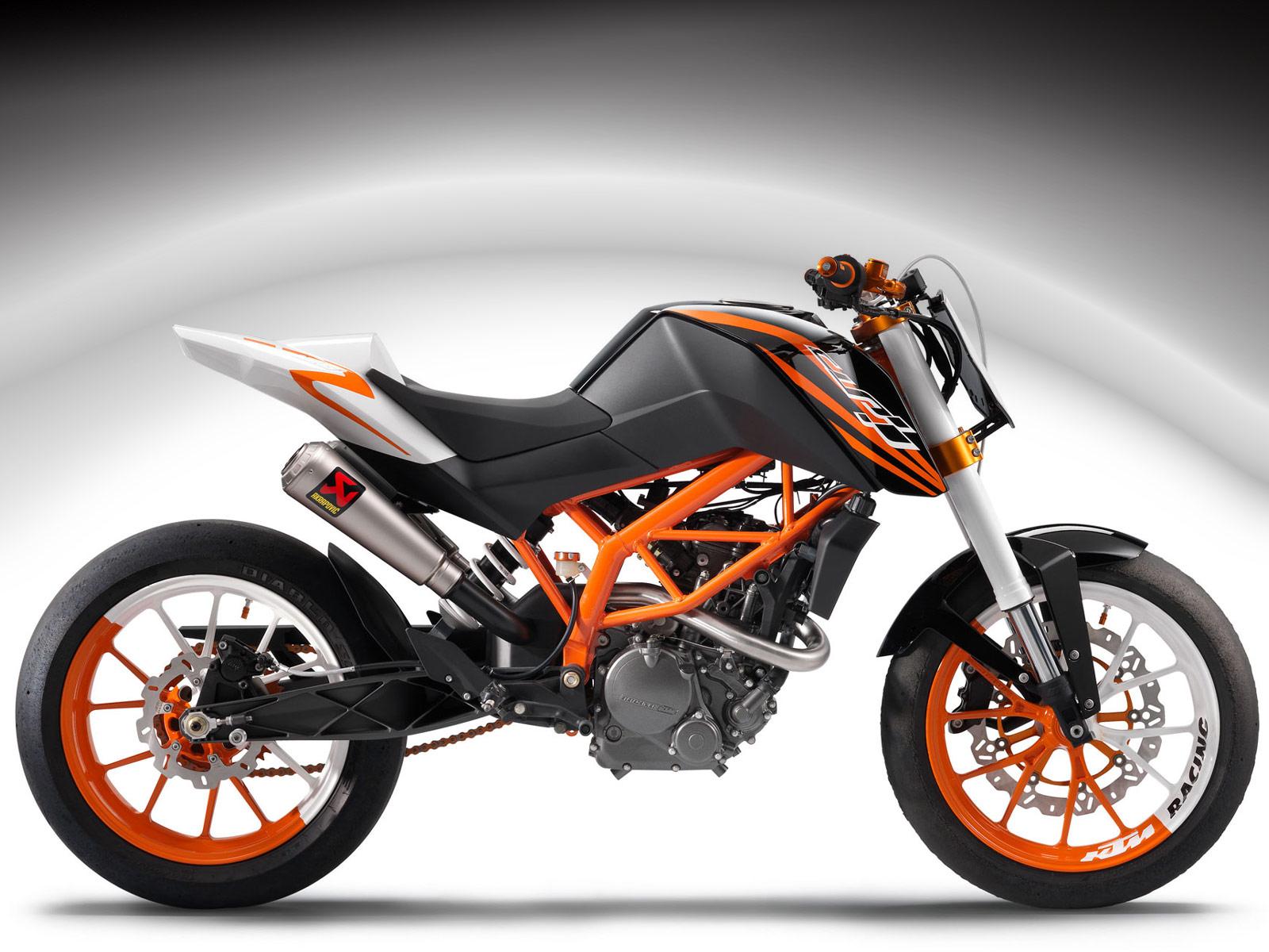 Motorcycle insurance 2010 KTM 125 Race wallpaper 1600x1200