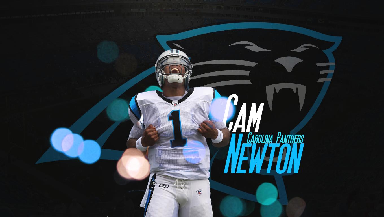 Cam Newton by DTvn 01 1360 x 768 1360x768