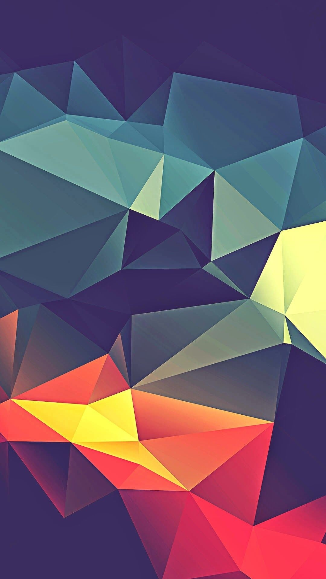 5 Days Of Awesome Wallpapers Geometric Wallpapers   E Crypto News 1080x1920