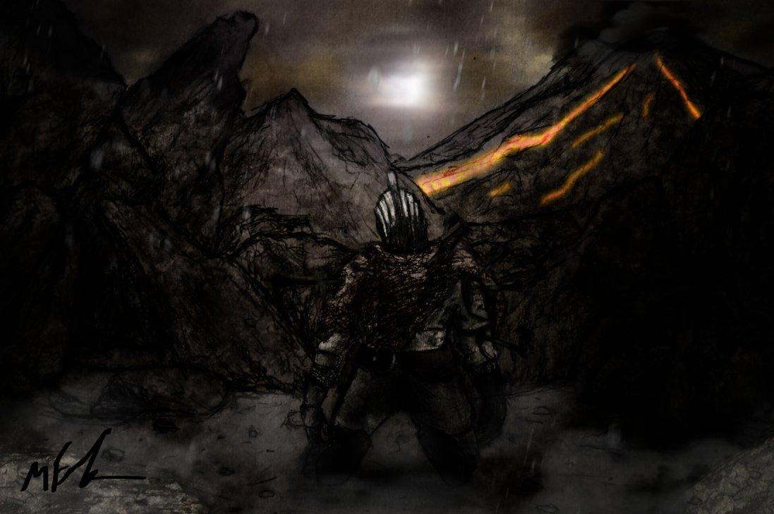 Free Download Dark Souls Fan Art Wallpaper Fan Art Dark Souls 2 By