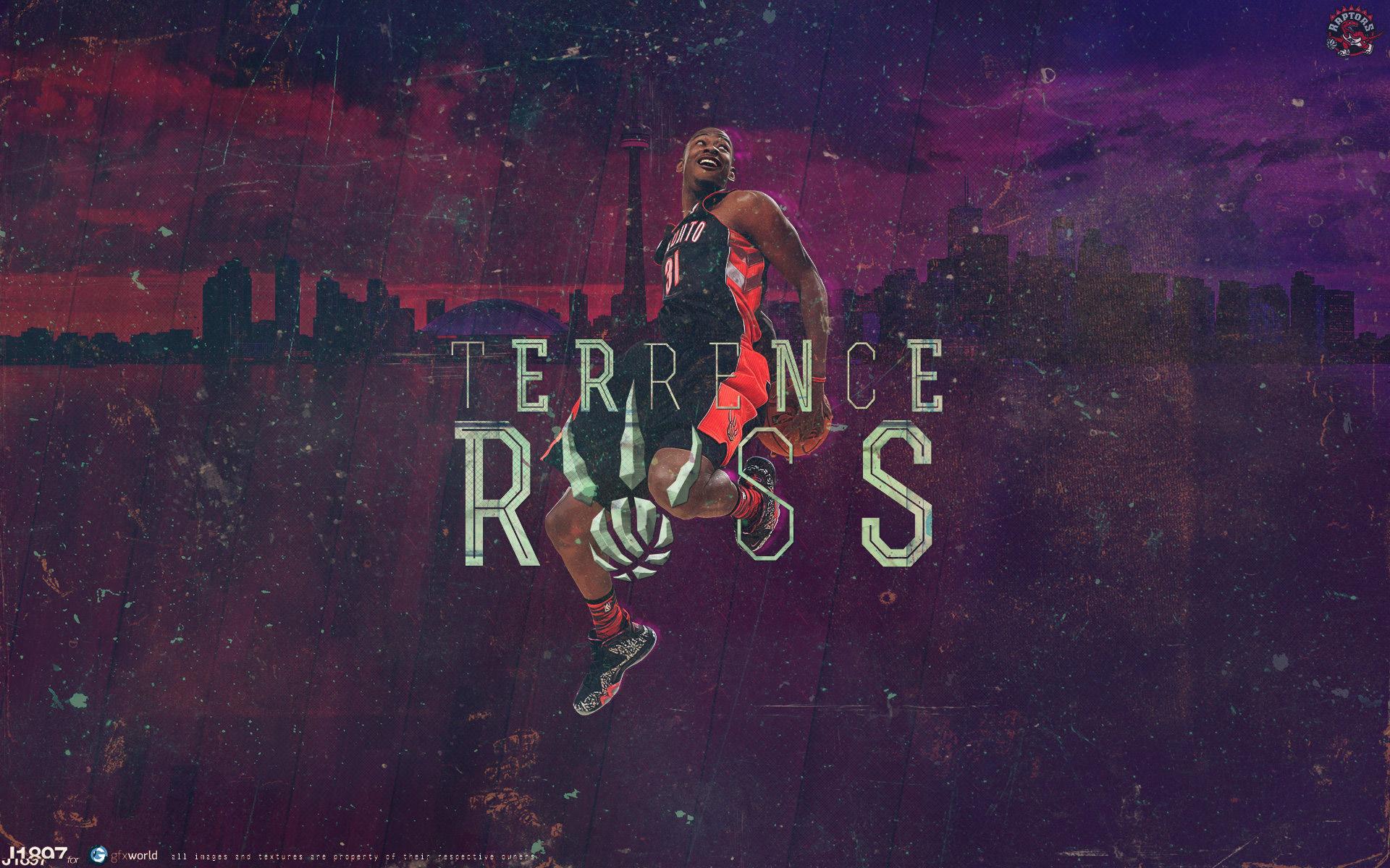 Ross Raptors Dunk 2013 19201200 Wallpaper Basketball Wallpapers 1920x1200