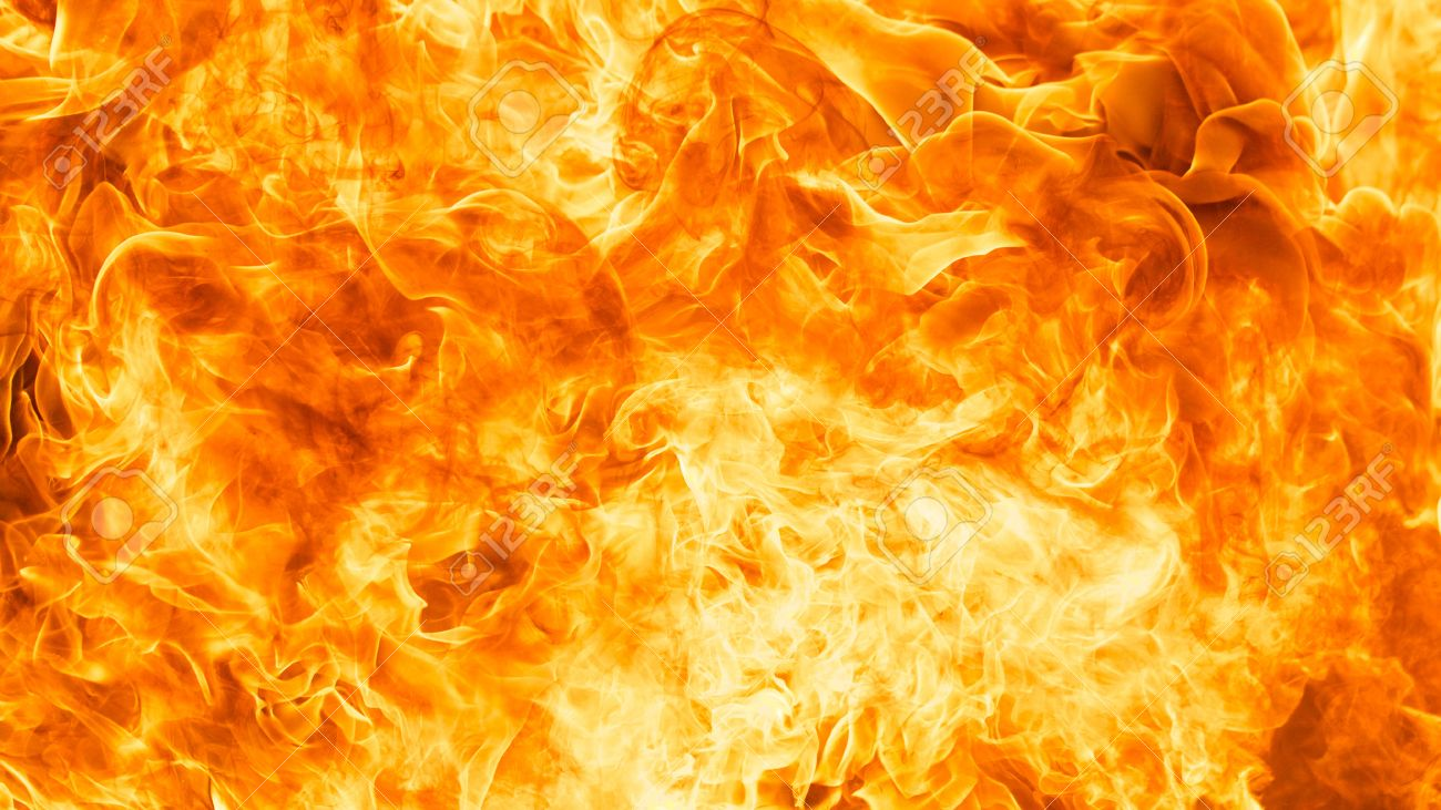 Blaze Fire Flame Texture Background Stock Photo Picture And 1300x731