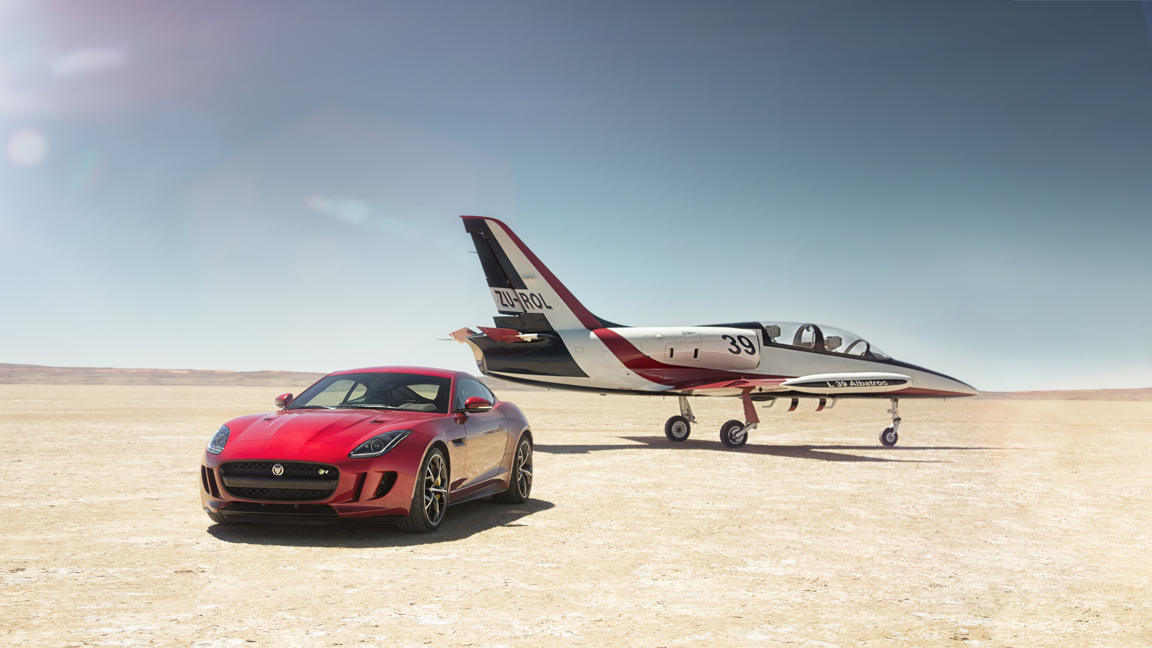 Cars Automotive Jaguar F TYPE R Coupe Wallpapers HD Wallpapers 3840x2160