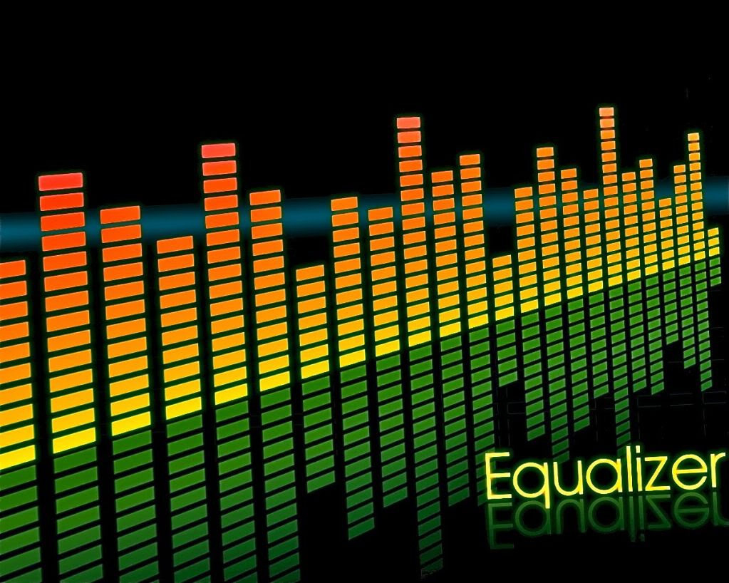 Live Equalizer Wallpaper Music 1023x818