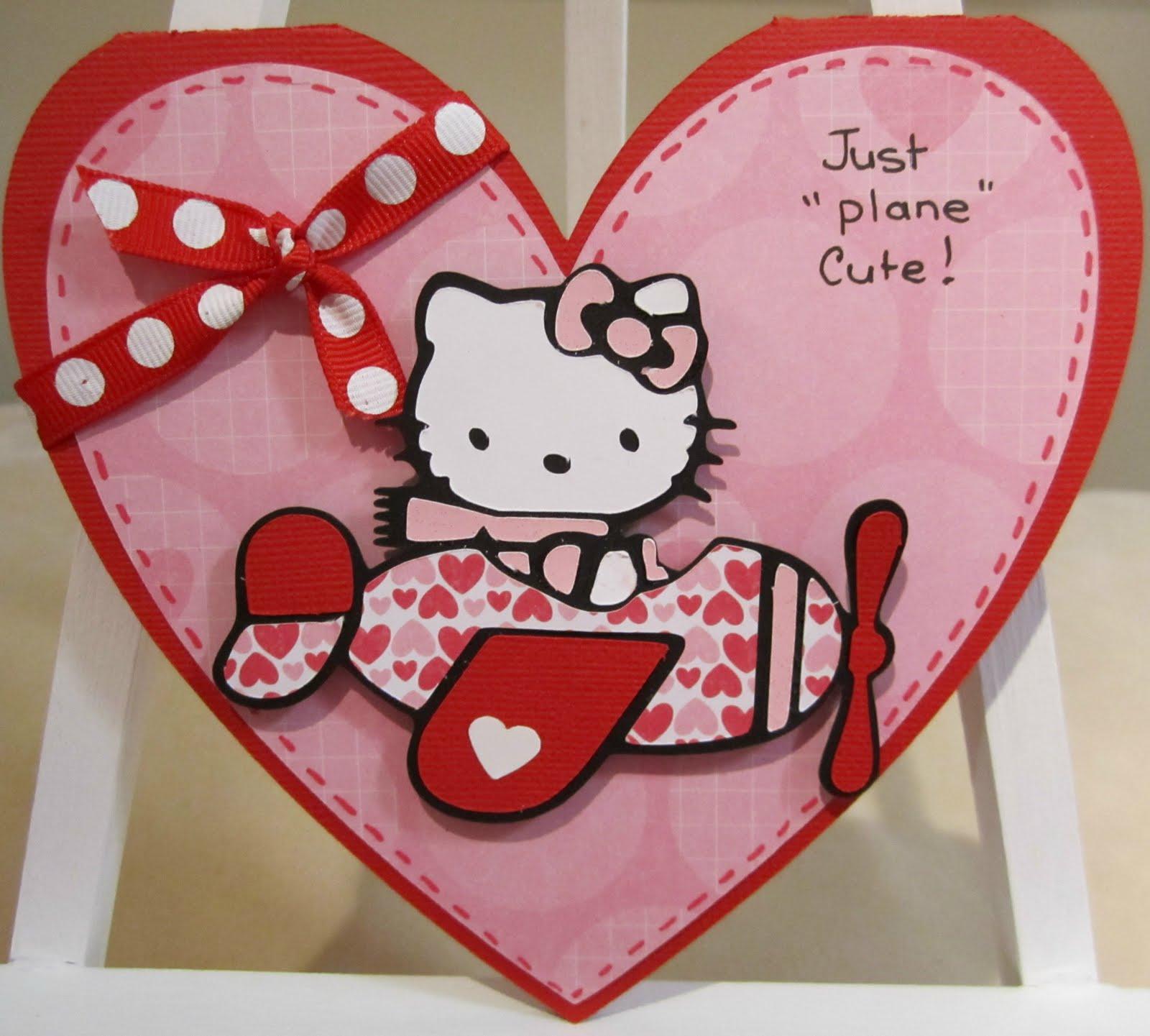 Hello Kitty Happy Valentines Day A hello kitty valentines 1600x1441