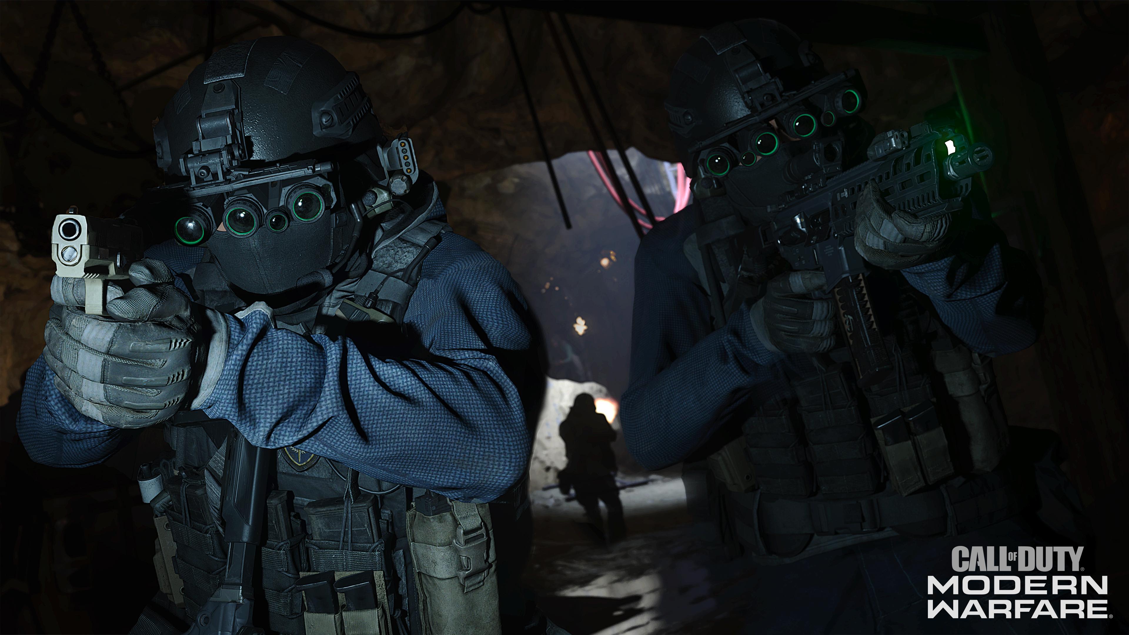 Get Ready for Call of Duty Modern Warfare PC Launch Trailer 3840x2160