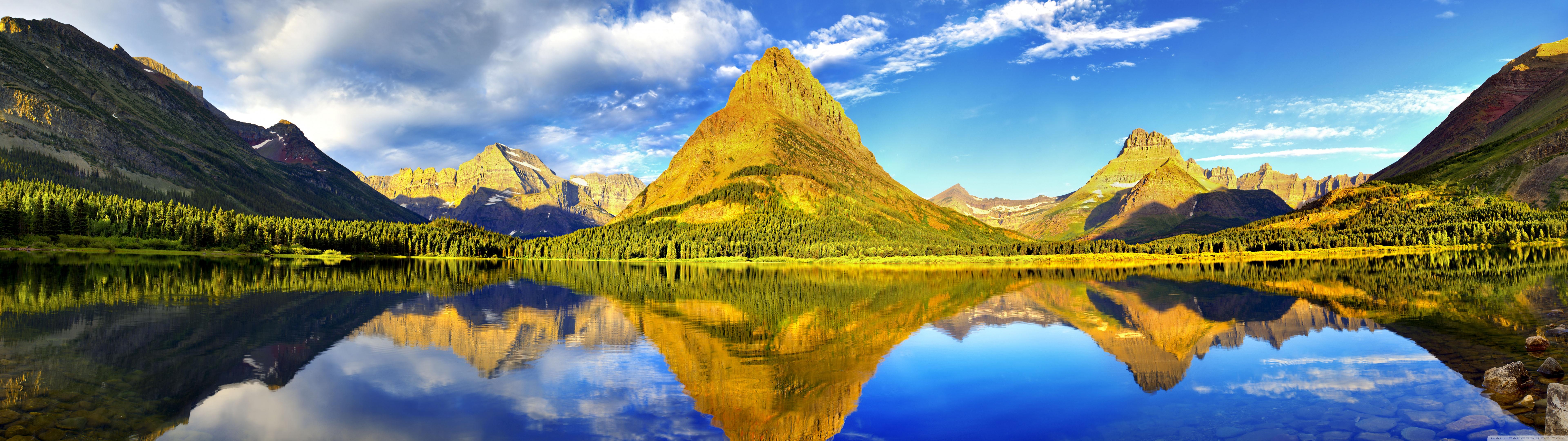 National Park Panorama Wallpaper 76802160 161484 HD Wallpaper 7680x2160