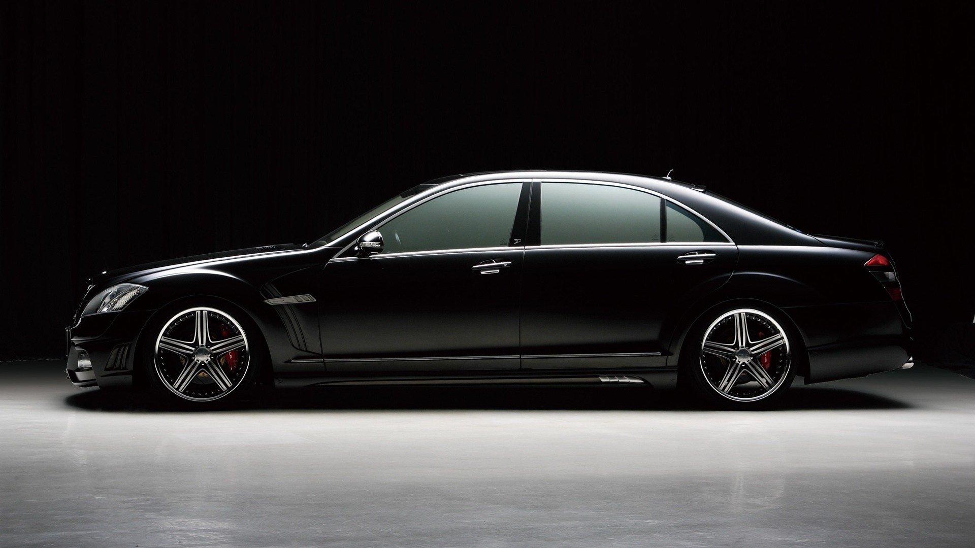 Mercedes Benz S Class Black Bison Edition wallpaper   556394 1920x1080