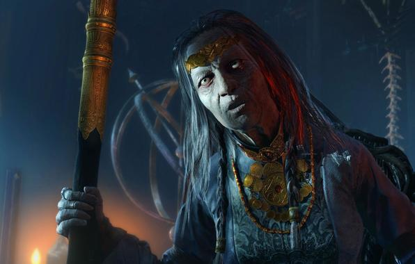 Middle earth shadow of mordor queen marwen leader of the tribesmen 596x380