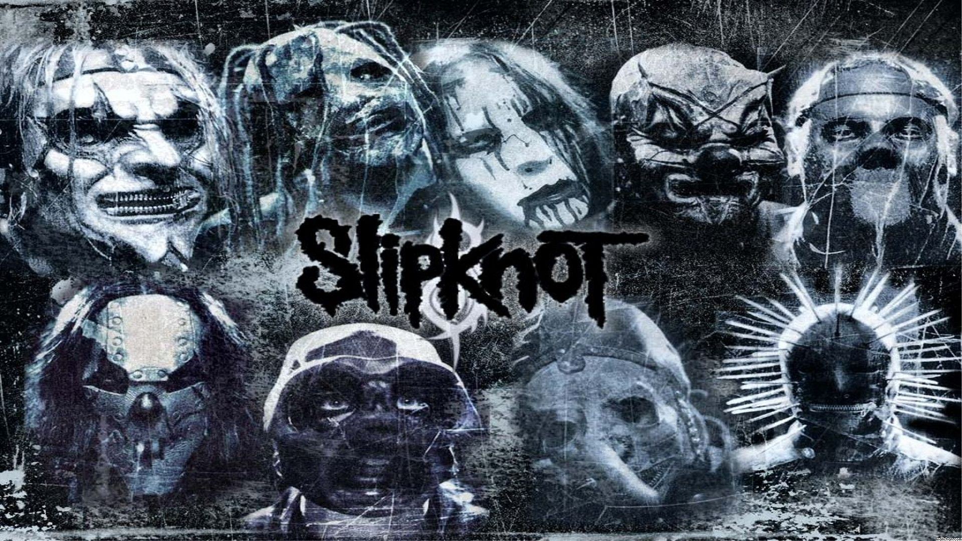 Slipknot HD Wallpaper Slipknot Pictures Cool Wallpapers 1920x1080