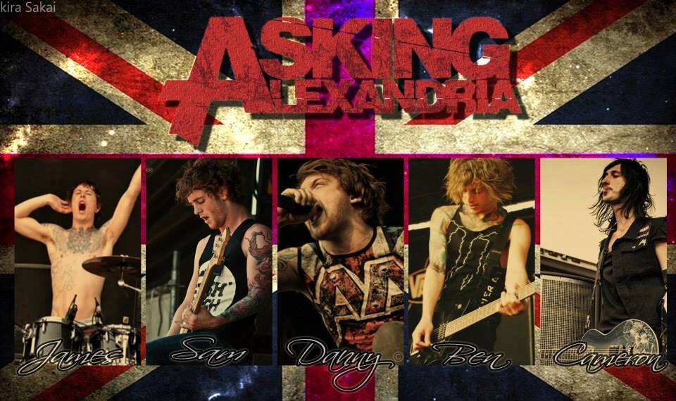 Asking Alexandria Wallpaper 2013 Asking alexandria wallpaper by 960x570