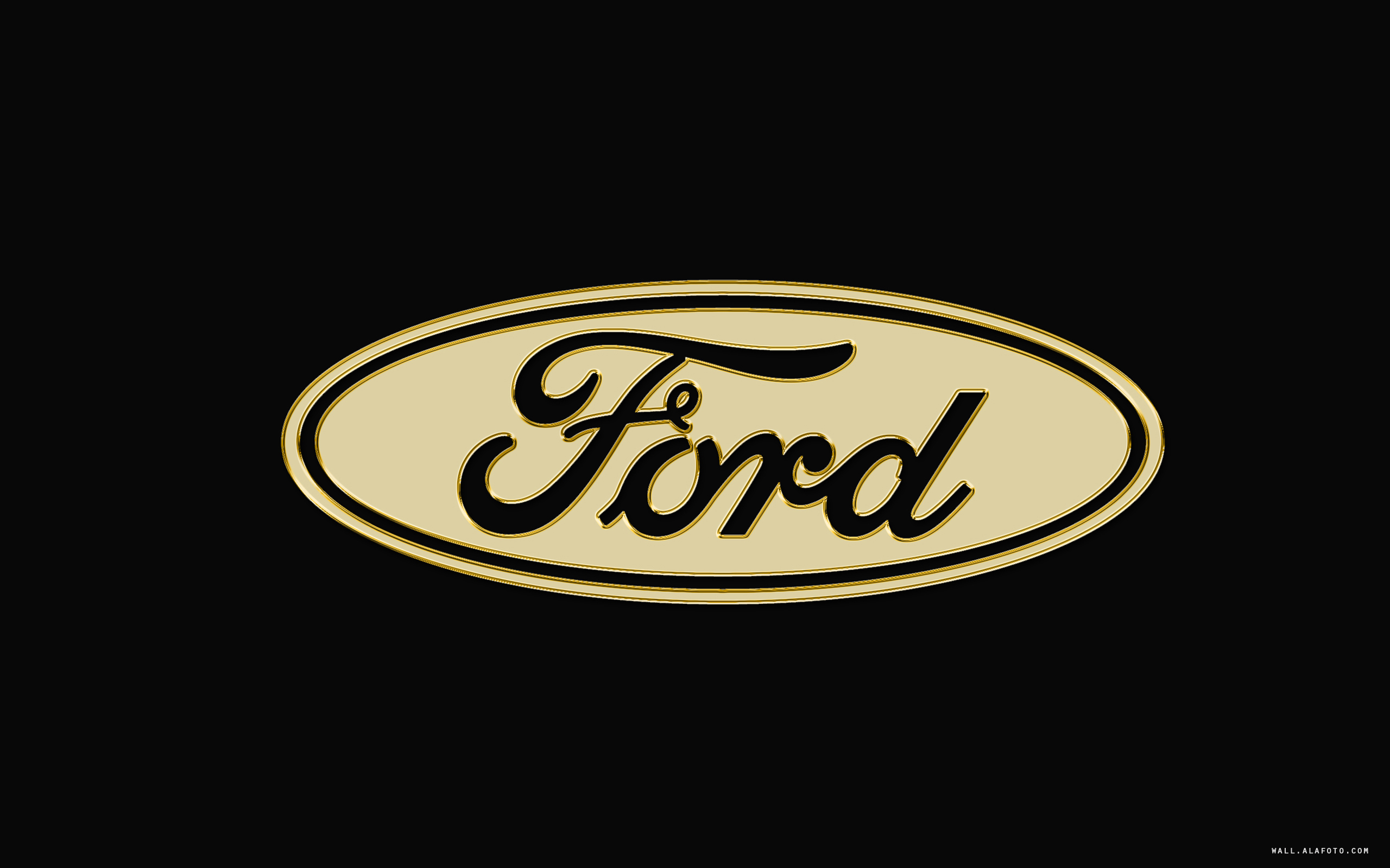 Cool Ford Logo Wallpapers 2560x1600