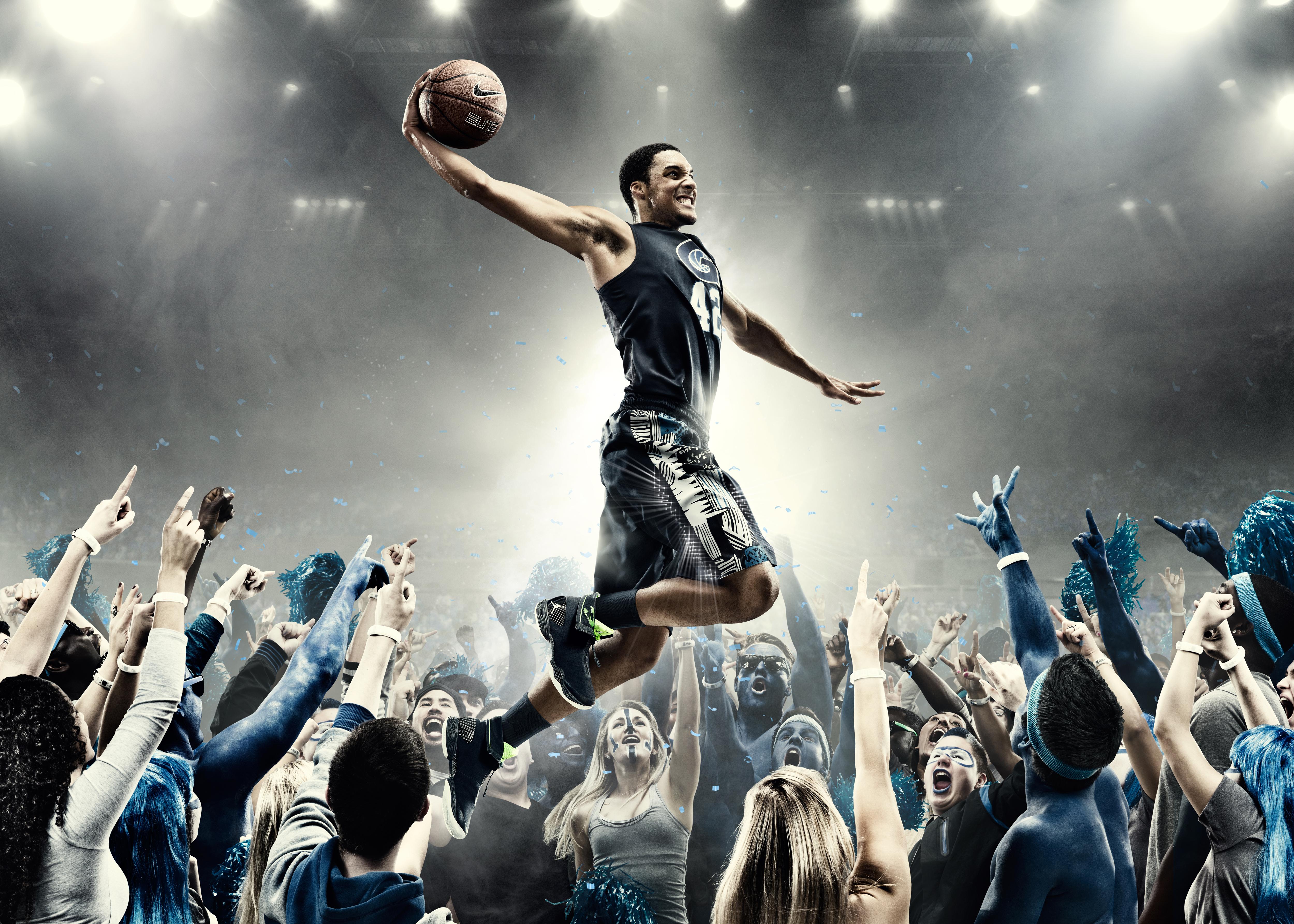 Nike Basketball Nike basketball selection 5000x3572