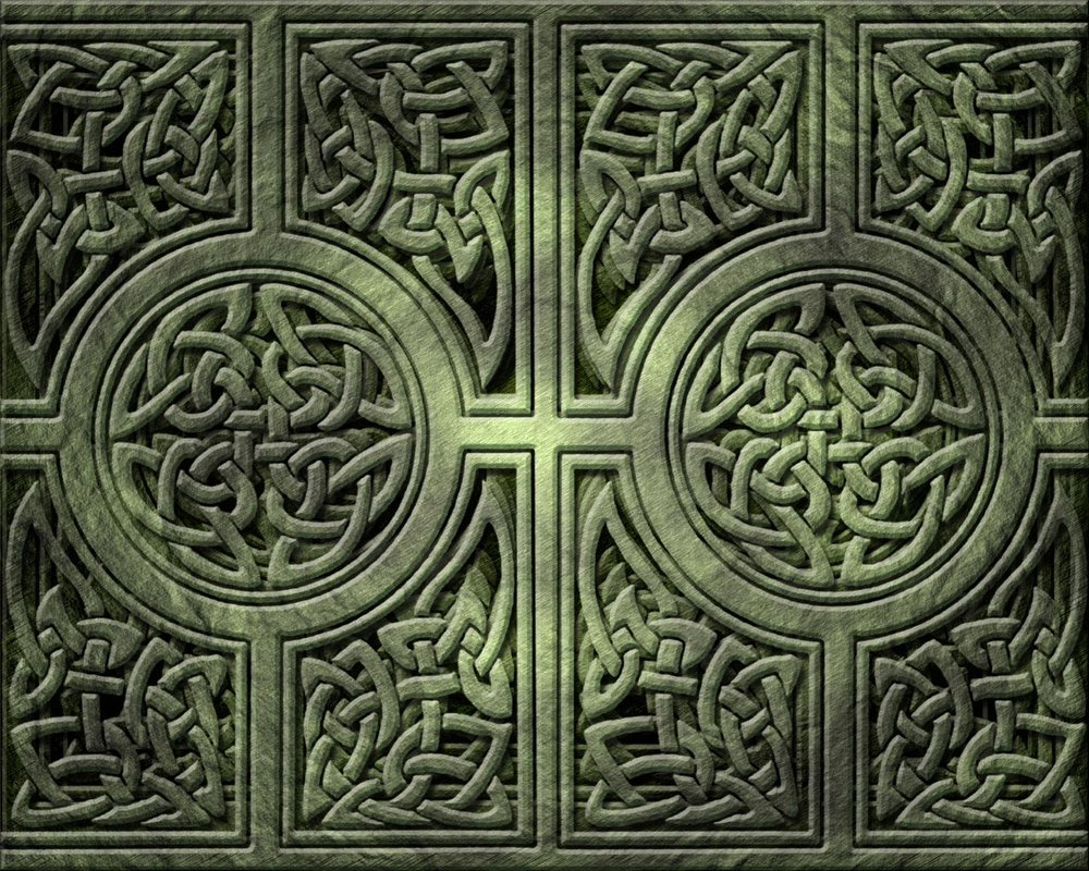 Celtic Knotwork 3D Wallpaper Wallpaper 3D Celtic Knotwork 1000x800