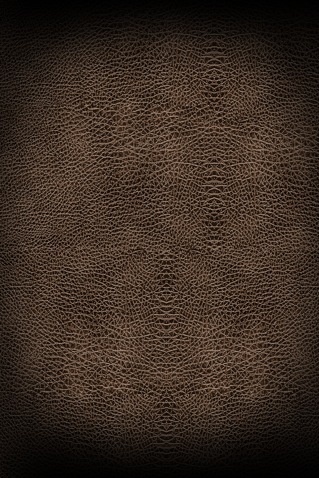 Leather texture wallpaper 640x960