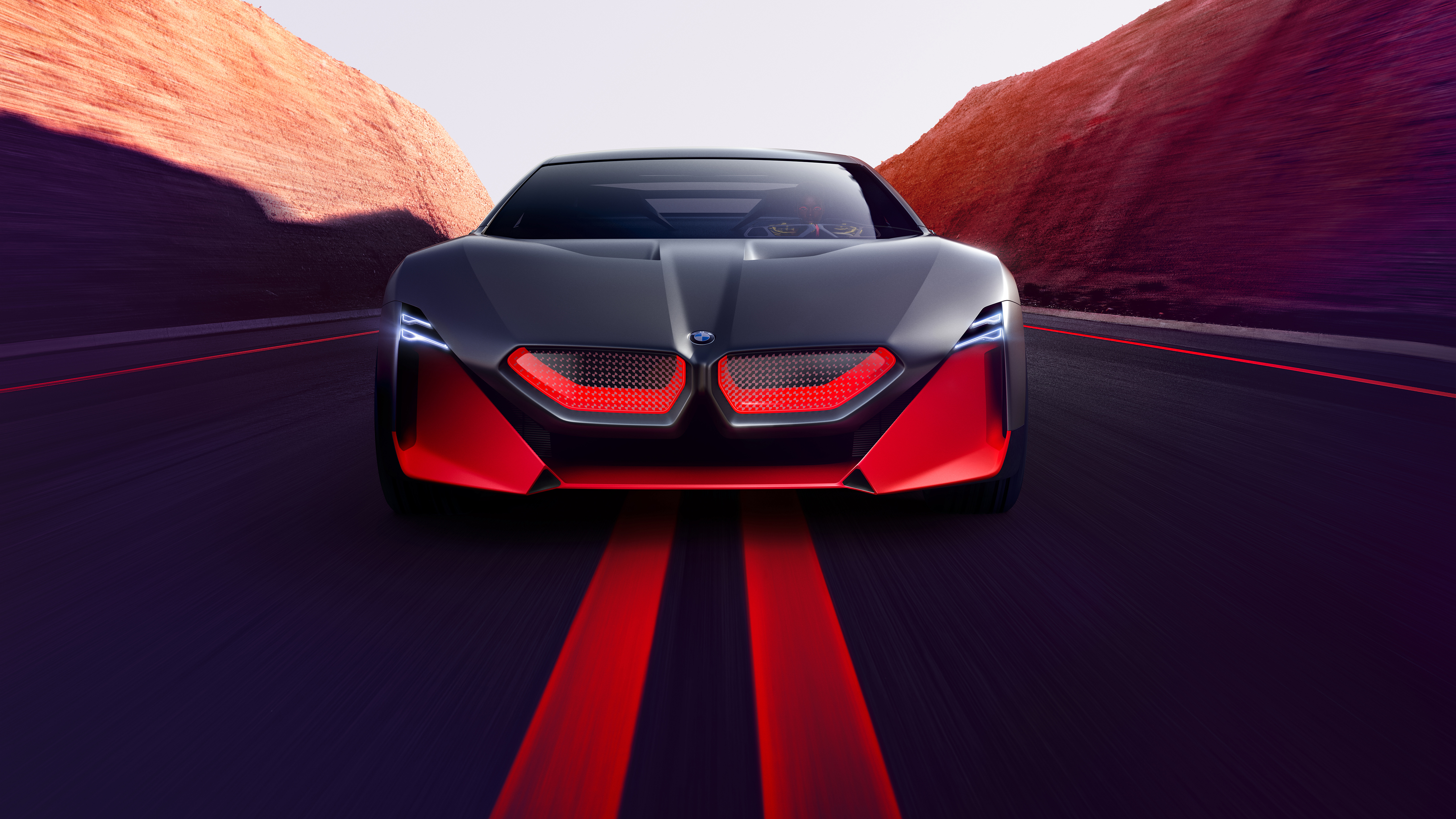 BMW Vision M NEXT 2019 4K Wallpaper HD Car Wallpapers ID 12813 5120x2880